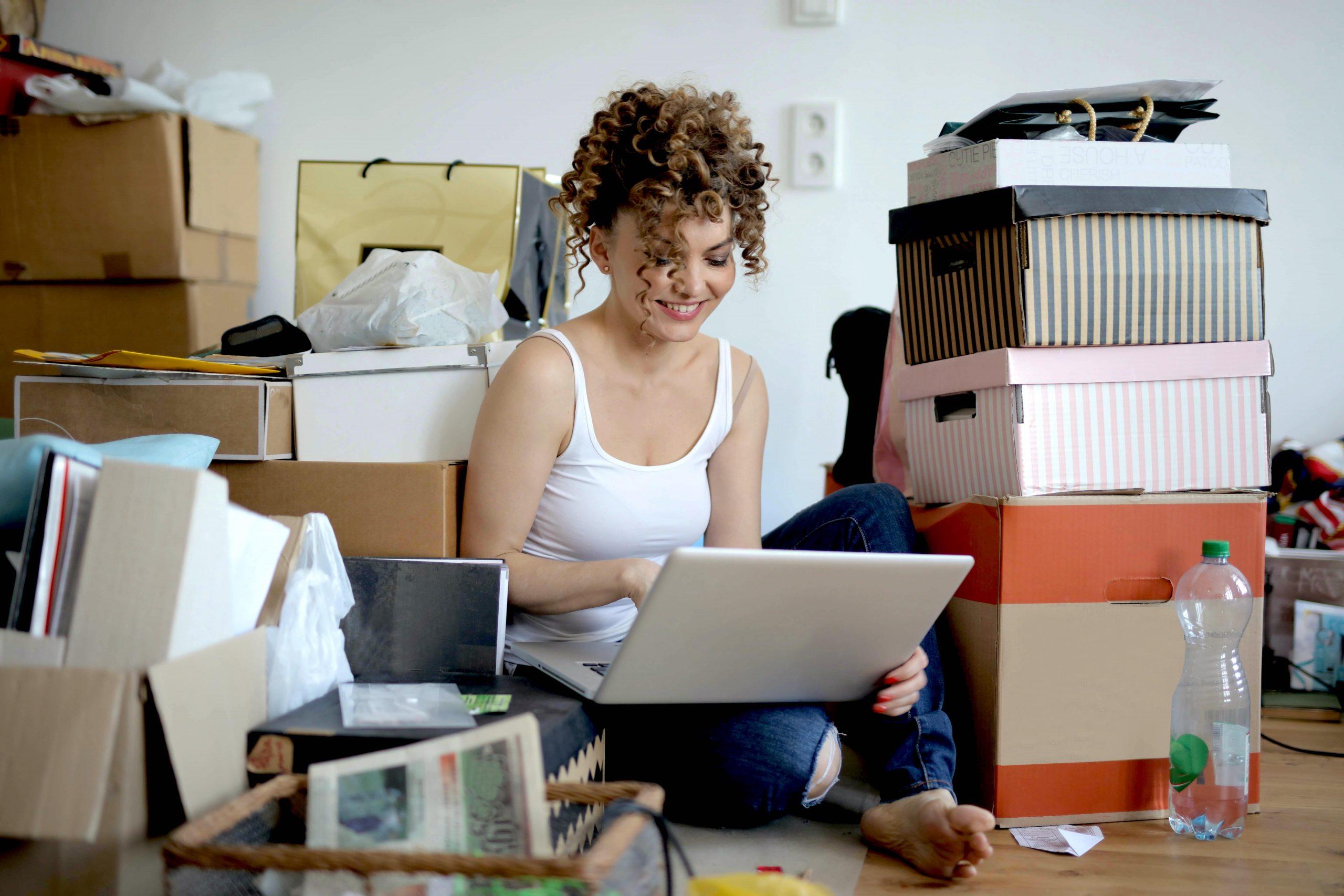 Zelf verhuizen of verhuizing uitbesteden